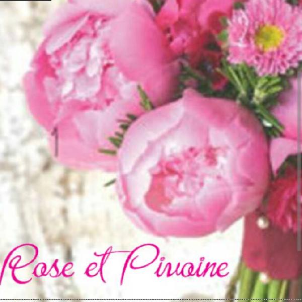 ROSE ET PIVOINE Paris