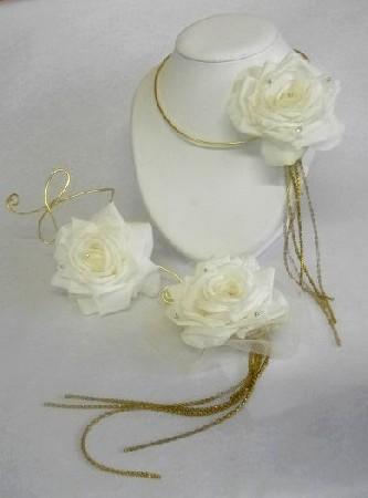 Parure de bijou pour mariage