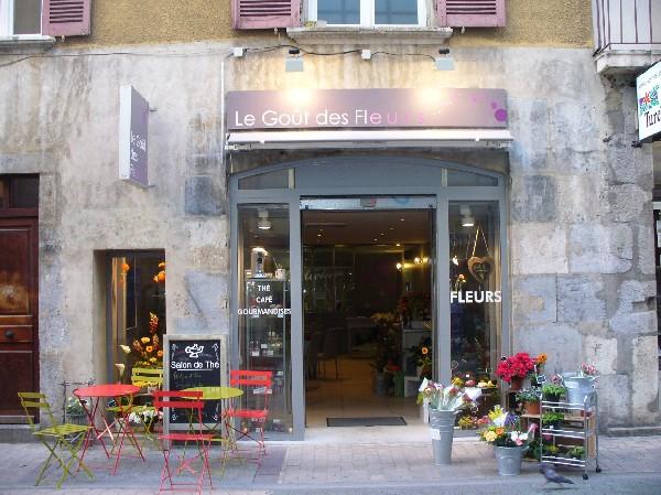 Le Goût des Fleurs Grenoble